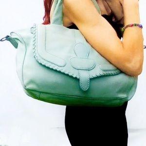 Liebeskind Convertible Crossbody Saddle Bag